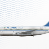 Aljana Aviation - Boeing 737-26A