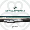Aernat 707-320C (70's livery)