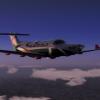 Carenado PC-12 in Cruise