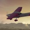 C172 Approaching KBIH (Bishop Airport / Eastern Sierra Regional Airport)