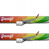 jjang! A321neo and XLR Poster