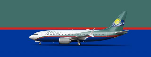 airTran 737 MAX7