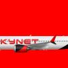 Skynet 737 MAX 8