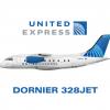 United Dornier 328JET