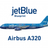 jetBlue Blueprint A320