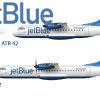jetBlue ATR Fleet