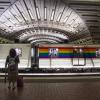 WMATA Series 7000 Rainbow