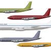Pan Am Game 707s