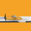 Icelandair connect Q400