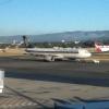 Adelaide Airport Traffic
