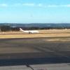 Adelaide Airport Traffic.