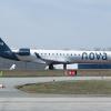 nova CRJ-700 landing