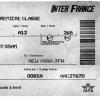 InterFrance - First Concorde flight