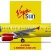 Virgin Sun A320