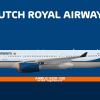 Dutch Royal Airways Airbus A330-300 2015-Present