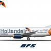 Hollandair Holidays Boeing 737-300 (2002+)