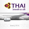 Thai Airways 787-8
