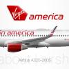 Virgin America A320-200