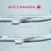 Air Canada CSeries Family
