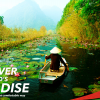 "Air Thuong ""Discover the world's paradise"" advertisement."