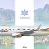 Air Thuong Boeing 737-800