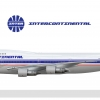 InterContinental Airlines Boeing 747-300