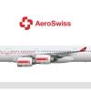 AeroSwiss Airbus A340-600