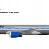 """Finnav Boeing 757-200 """"1985-1997"""""""
