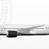 Aléria - Boeing 787-8