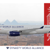 "Misrair A330 - ""DWA 2020"" Scheme"