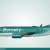 Aerosky Boeing 737-700