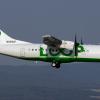 Loop ATR 42 landing