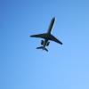 CRJ taking off KDCA