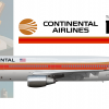 Continental Airlines McDonnell-Douglas DC-10-10 N68042