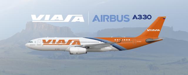 Airbus A330-200 Viasa