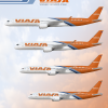 Viasa Long Range Fleet