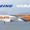 Boeing 787 8 Viasa