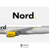Nord. Airbus A320-200