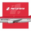 Peruviana   Boeing 737-300   1992 livery