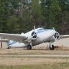 Lockheed Lodestar At Richmond Executive Airport