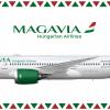 Magavia Boeing 787-8