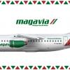 Magavia Avro RJ85