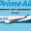 Amazon Prime Air Boeing 767-300ERBDSF