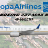 Copa Airlines Boeing 737 MAX 9