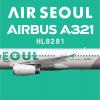 Air Seoul Airbus A321-200 HL8281