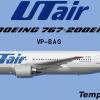 UTair Boeing 767-200ER