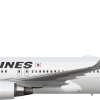 Japan Airlines Boeing 767-300ER
