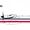 American Eagle ATR 72-200