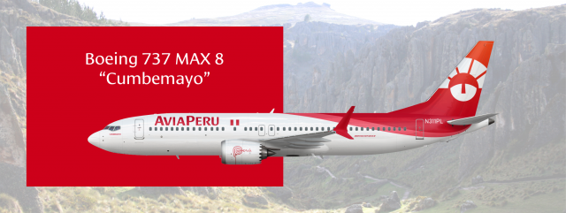 Aviaperú and the Boeing 737 MAX