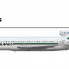 Boeing 727 Super 27 Air Iceland
